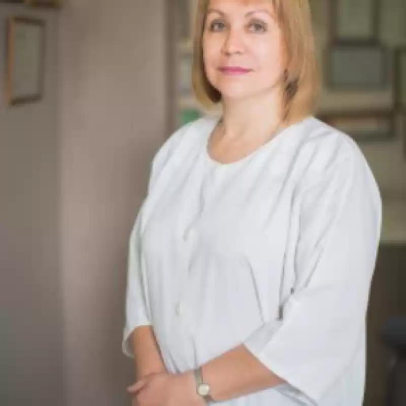 Яцковская Зульфия Николаевна