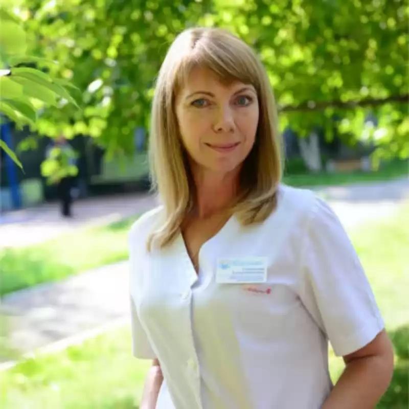 Климатова Елена Ивановна