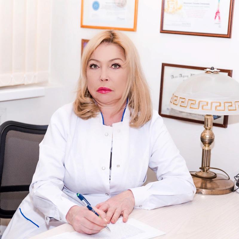 Шушкович Татьяна Степановна